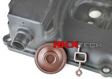 RKX VW Audi 3.6 & 3.2 Engine Valve Cover PCV Valve & Seal Diaphragm membrane