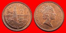 2 PENCE 1994 SIN CIRCULAR GIBRALTAR-0031SC