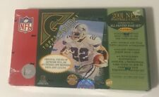 2001 Topps Gallery Museum Edition Factory Sealed Football Hobby Box HTF