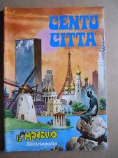 Album di Figurine CENTO CITTA' 1971 Edizioni IL MONELLO -   [G391]