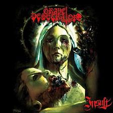 GRAVE DESECRATOR Insult CD (Braz. ed.) Sextrash Toxodeth Destroyer 666 Abhorer