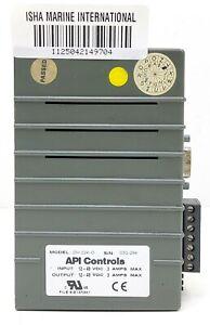 API Controls DM-224i-O Microstepper DM-224I-O 12-48 VDC 3 Amp