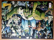 The Savage Dragon Image Comics Poster by Art Adams