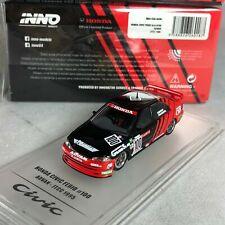 "INNO64 HONDA CIVIC FERIO GR.A #100 ""ADVAN"" - JTCC 1995  1/64 IN64-EG9-AD95"