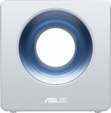 ASUS Blue Cave AC2600 Dual-Band Wi-Fi Router - Blue/white