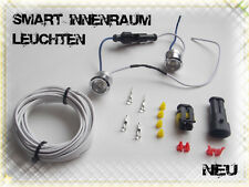 Smart fortwo 451 Coupe Kofferraumbeleuchtung - Tuning - Styling -  LED - SMD