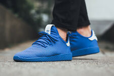 adidas x Pharrell Tennis Hu size 12.5. CP9766. Royal Blue White. nmd ultra boost