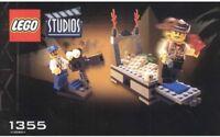 LEGO 1355 Studios Temple of Gloom - NEW - Sealed - Retired