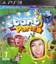 Start The Party Sony Playstation 3
