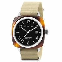 Briston Clubmaster Classic Quartz Men's Watch 13240.SA.T.1.NK RRP £155