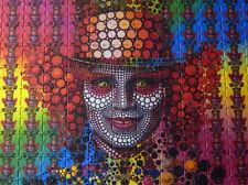 20pcs. Psychedelic Blotter Art Print perforated sheet 225 hits Acid Free paper