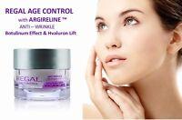 REGAL AGE CONTROL ANTI-WRINKLE DAY CREAM UVA + UVB WITH ARGIRELINE ™