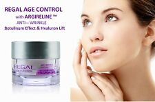 REGAL AGE CONTROL ANTI-WRINKLE DAY CREAM UVA + UVB WITH ARGIRELINE ™
