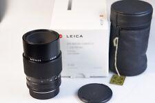 Leica APO Macro Elmarit R 100 Mm 2,8 Rome dans neuf dans sa boîte