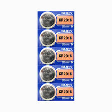 Button Battery Lithium Cr2032 220 mAh 3 V Sony 20 Pcs