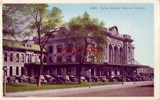 UNION STATION, DENVER, COLORADO circa 1935