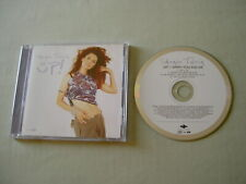 SHANIA TWAIN Up!/When You Kiss Me enhanced CD single