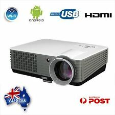 Wireless HDMI Home Video Projectors
