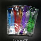 9 Colors, 9 Packs Flashabou, Fly Tying, Jig, Lure, Holographic Tinsel, Flash
