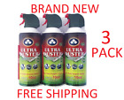 3 PACK 10oz Ultra Duster Spray Cleaner Air Can Laptop Desktop PC Keyboard
