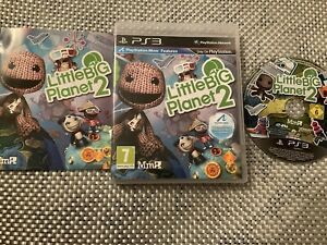Playstation 3 Ps3 Little Big Planet 2