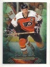 2011-12 Parkhurst Champions - #76 - Ron Sutter - Philadelphia Flyers