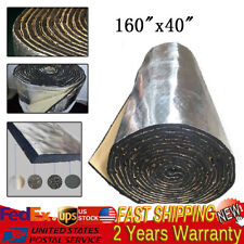 6mm Sound Proofing Deadening Heat Shield Insulation Noise Material Mat 160