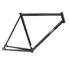 Pake Rum Runner Steel Track Bike Fixed GEar Frame 51cm Black