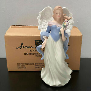 Home Interior Angel Indiana Homco Figurines For Sale Ebay