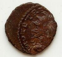 Monnaie fautée EMPIRE GALLO ROMAIN
