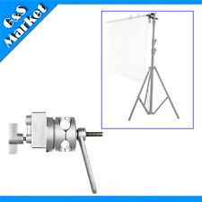 Photo Studio Lighting Light Stand Boom Stand Grip Hand with Handle