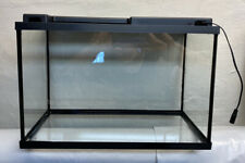 "TOPFIN 5 Gallon Fish Tank Aquarium W/Hood 10.5""x8.5""x16"" No Filter Included"