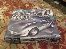 MPC 1978 Chevrolet Corvette Indy Pace Car Large Model Kit