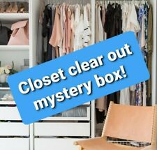 New listing Women's Reseller Wholesale Bundle Clothing Box Clothes Lot S/M