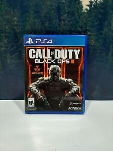 Call of Duty Black Ops III 3 Sony PlayStation 4 PS4 Game