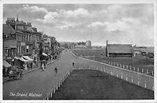 Walmer, The Strand, carriage cart bicycle bike auto cars animated, Milton
