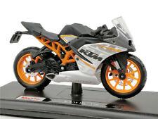 Maisto 1:18 KTM RC 390 Model Moto GP Collectible Bike