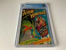 ATOM AND HAWKMAN 41 CGC 8.5 JOE KUBERT MURPHY ANDERSON DC COMICS 1969