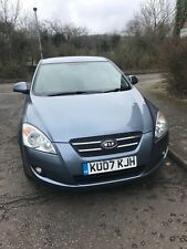****QUICK SALE KIA CEED 1.6 CRDI DIESEL MANUAL HATCHBACK 2007 £1450****