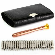 For Macbook Air, Macbook Pro Repair Tool Kit w/ 1.2mm Pentalobe Screwdriver 25Pc