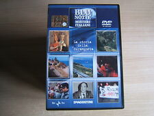 BLU NOTTE Misteri Italiani=LA STORIA DELLA 'NDRANGHETA=DVD N°15=DEAGOSTINI 2006
