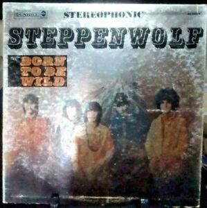 STEPPENWOLF Self-Titled Album Released 1968 Vinyl Collection USA Press