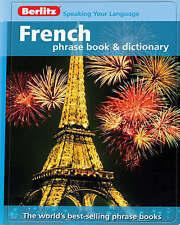 Berlitz: French Phrase Book & Dictionary ***£1.99***