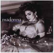 Madonna - Like a Virgin (CD) • NEW • Material Girl, Dress You Up, Angel