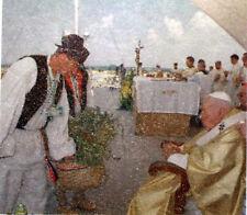 CROATIA Trip / travel the Pope Jean-Paul II Vatican Envelope PA385