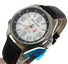 Vostok Komandirskie K-34  russian watch GMT 24 hours 470767