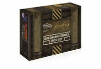 Firefly Big Damn Heroes Box Set Ltd Edition Of 1000 Boom Studios HTF Sealed