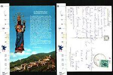 SANTUARIO DI OROPA (BI) M. 1180 - PANORAMA E PREGHIERA ALLA MADONNA - 53944