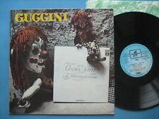 "FRANCESCO GUCCINI ""Opera buffa"" LP ORIG 1° STAMPA - EMI COLUMBIA"