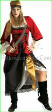 Pirate Queen Super Deluxe Adult Costume Small Medium